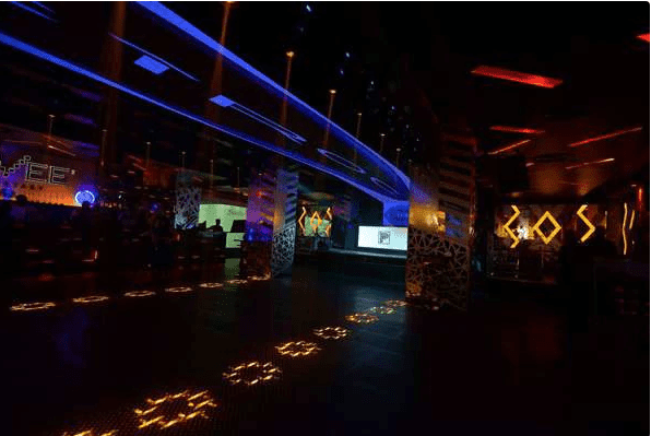 Bollywood Theme Party at privee