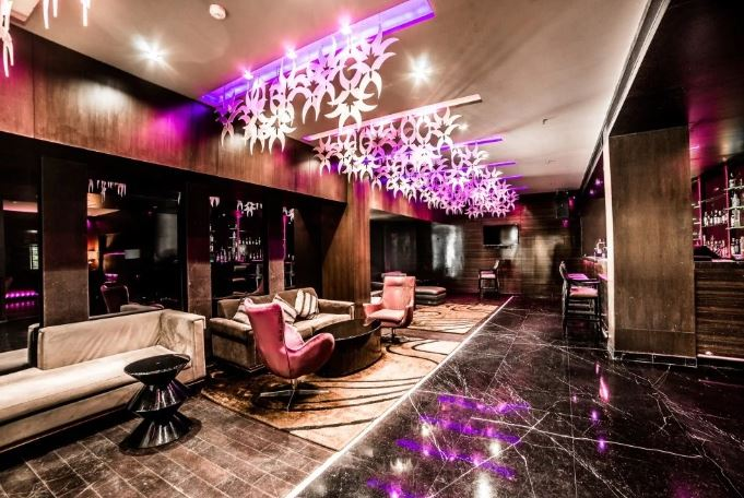 Bollywood Theme Party at purple room