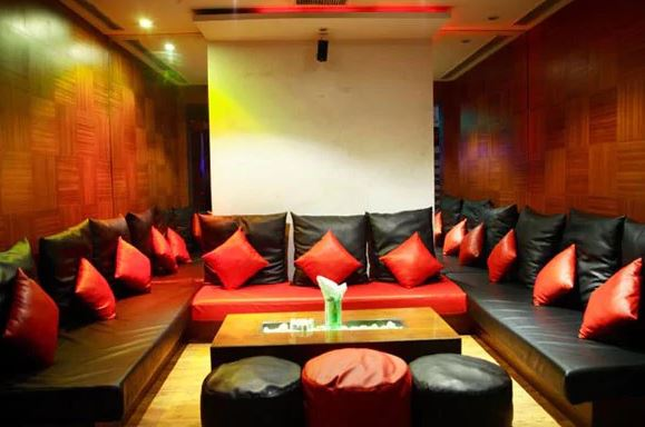 Bollywood Theme Party at red kitchen   lounge