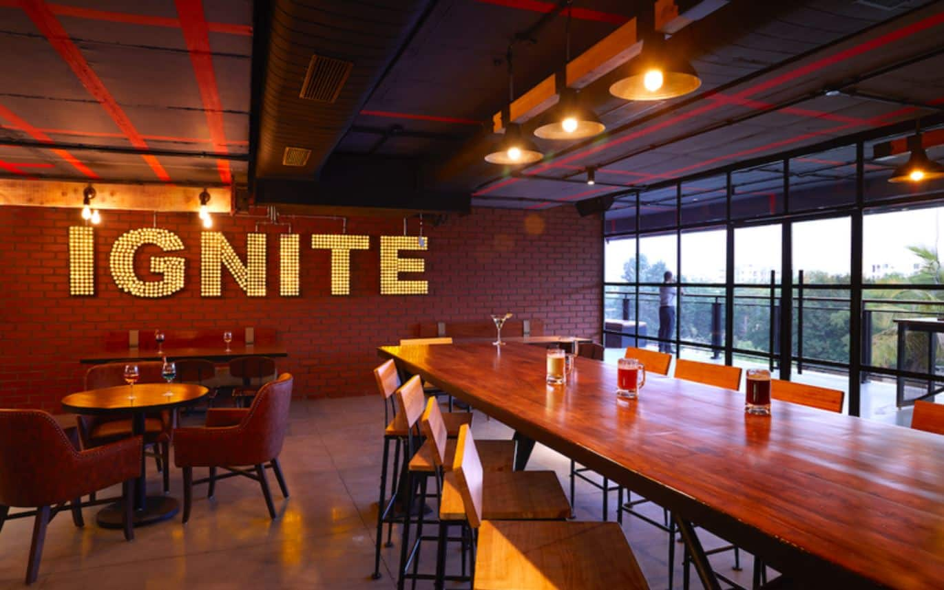 Bollywood Theme Party at Repete Brewery And Kitchen