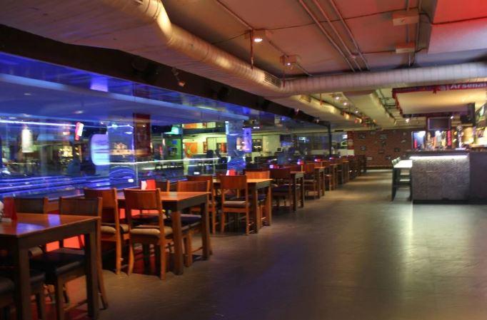Bollywood Theme Party at rush sports bar and bowling
