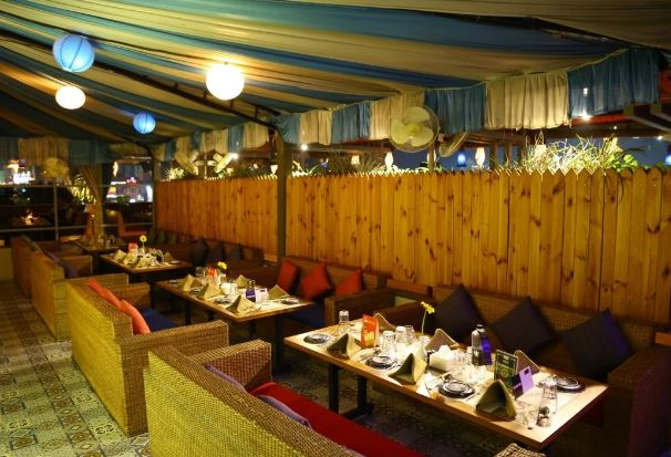 Bollywood Theme Party at spice factory
