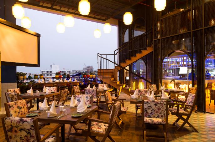 Bollywood Theme Party at tarsh gastronomia