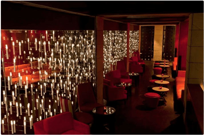 Bollywood Theme Party at the electric room - the lodhi