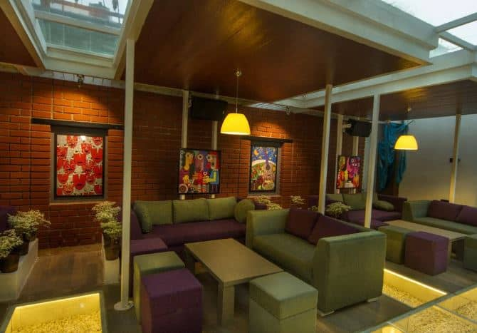 Bollywood Theme Party at tilt gastro lounge