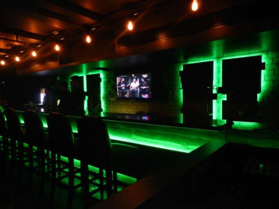 Bollywood Theme Party at wall street bar