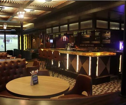 Bollywood Theme Party at zest bar and lounge