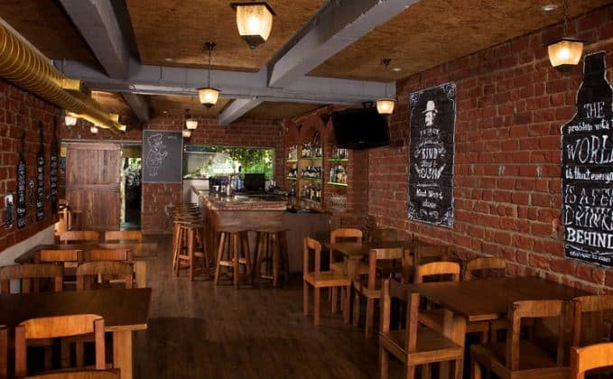 bootlegger a perfect corporate party place