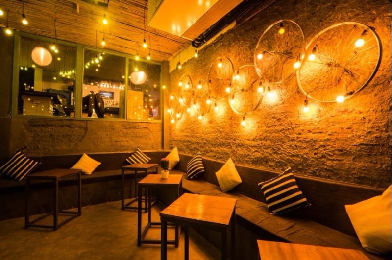 cafe 27 a perfect corporate party place