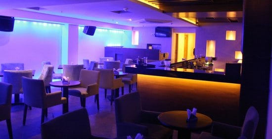 caffe 9 a perfect corporate party place