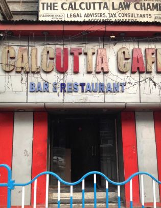 calcutta cafe a perfect corporate party place