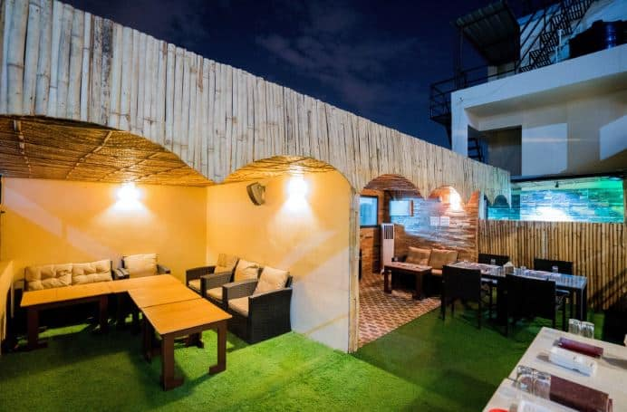 chaitanya s skyline a perfect corporate party place