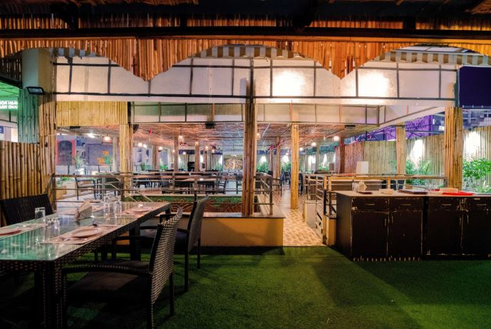 chaitanyas skyline a perfect corporate party place