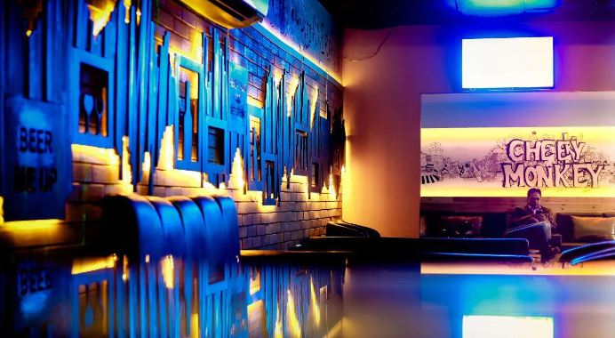 cheeky monkey - bar exchange a perfect corporate party place