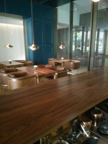 chidyaghar bar - roseate house a perfect corporate party place