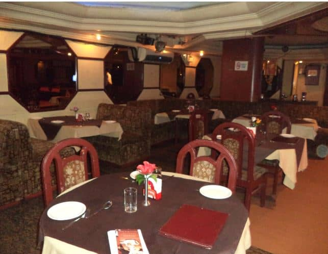 dakshin restaurant a perfect corporate party place