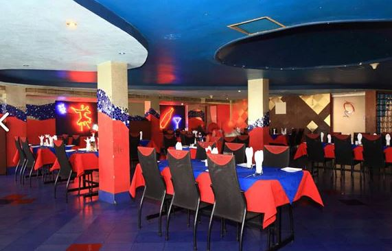 den a perfect corporate party place