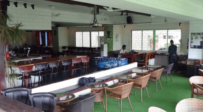 doffpub and lounge a perfect corporate party place