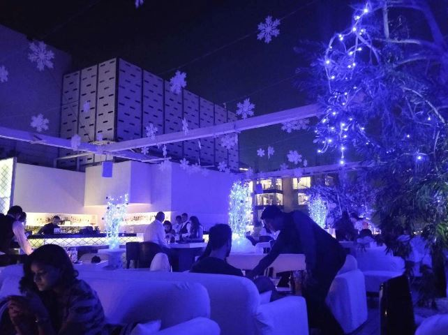 dome - intercontinental a perfect corporate party place