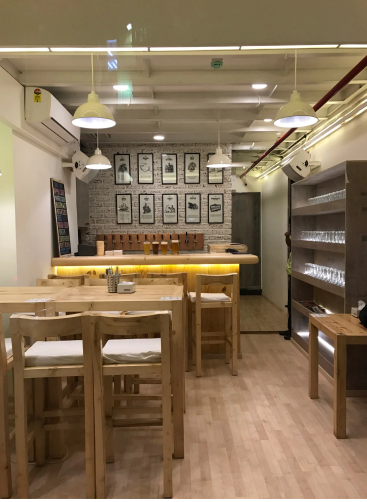 doolally taproom a perfect corporate party place