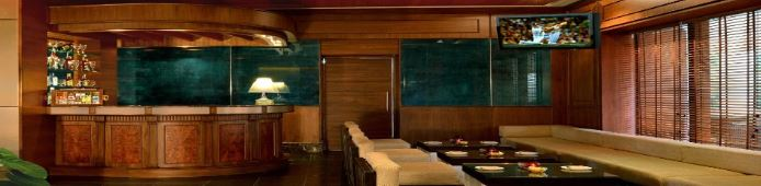 ebony - the golkonda resort a perfect corporate party place