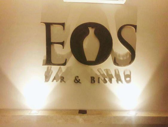 eos bar and bistro- hotel levana a perfect corporate party place