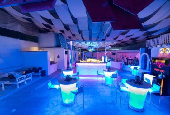 euriska a perfect corporate party place