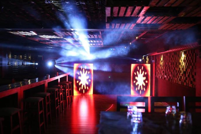 evoke bistro - bar   grill a perfect corporate party place