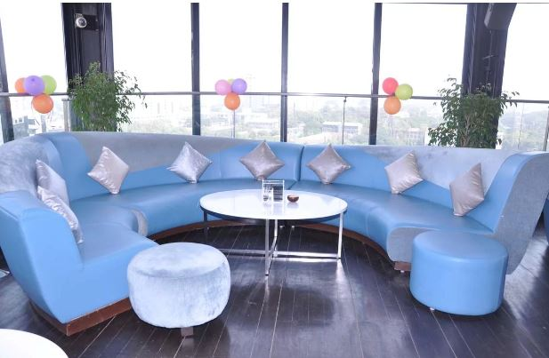 evviva sky lounge - crowne plaza pune city centre a perfect corporate party place