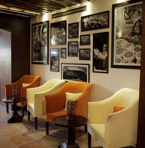 exclusive party package of indian grill room