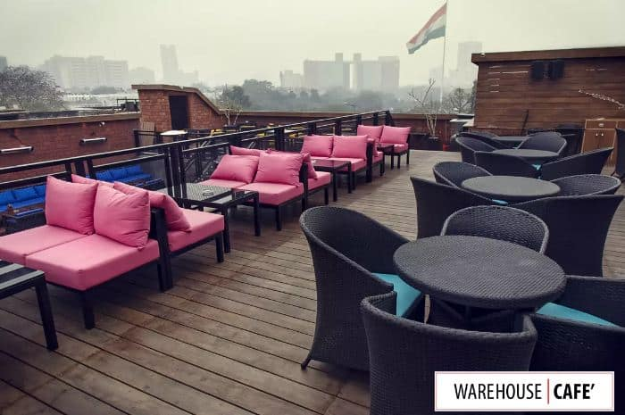 exclusive party package of warehouse cafe