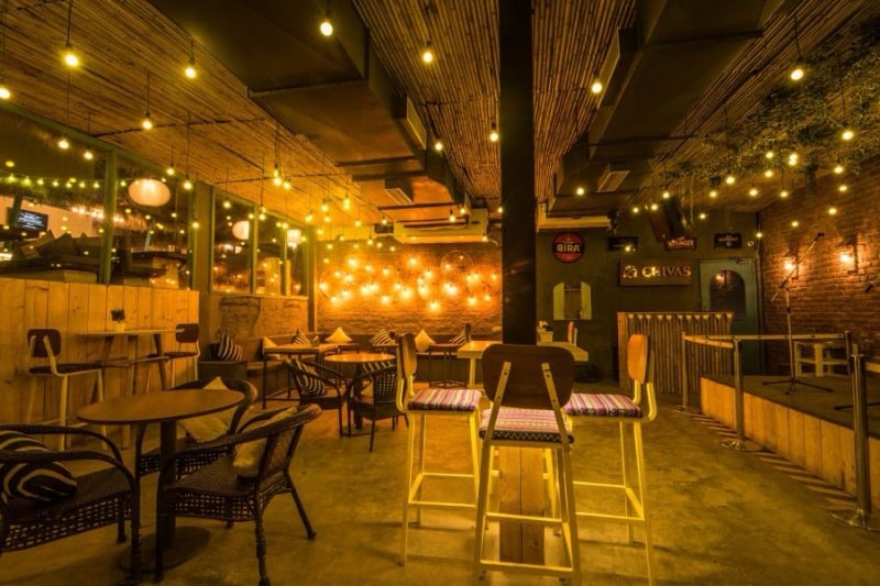 exclusive party packages of cafe 27