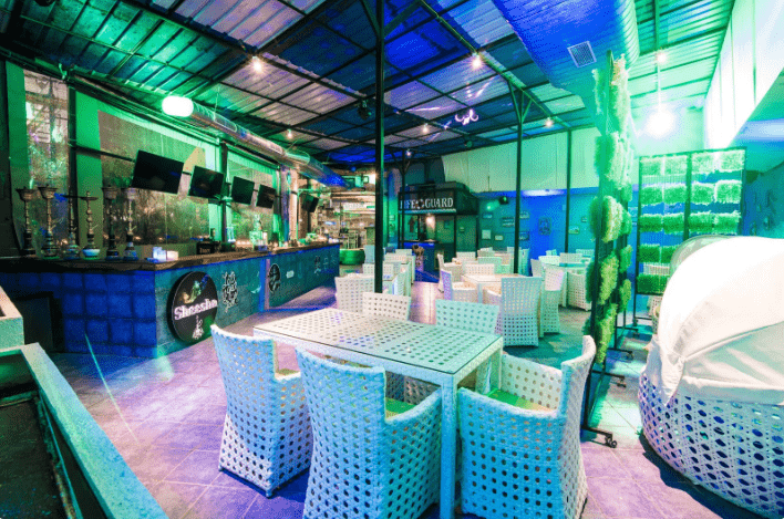 exclusive party packages of hinglish - cafe beach bar
