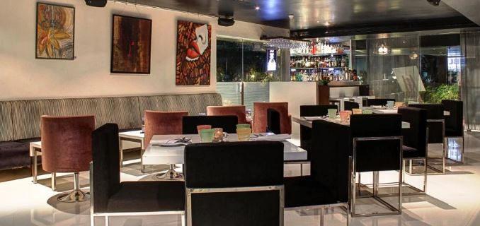 exclusive party packages of miro lounge - svenska design hotel