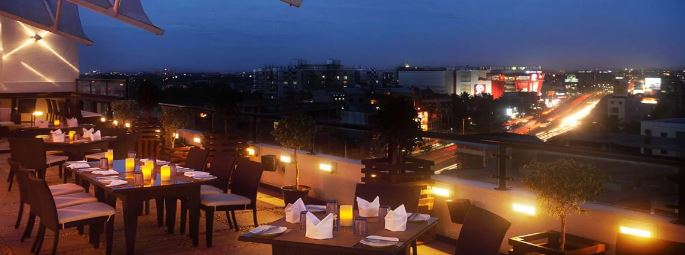 exclusive party packages of skylit - citrus hotels