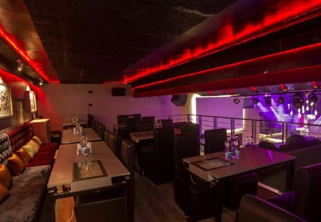 exclusive party packages of terrace lounge