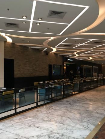 exclusive party packages of yauatcha