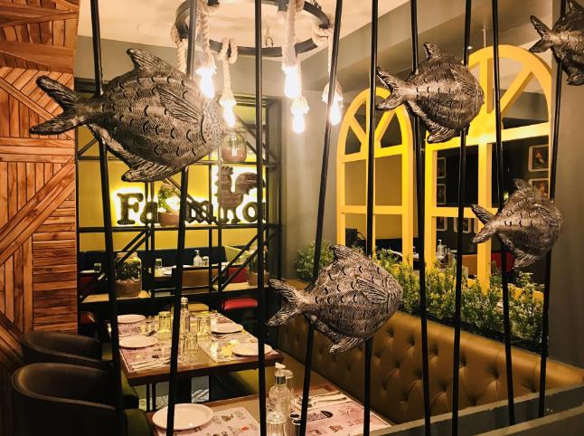 farmhouse global cuisine restaurant a perfect corporate party place