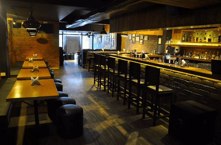 firehouse - bar and kitchen a perfect corporate party place
