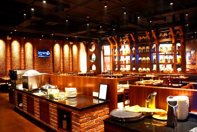 flame n grill restaurant a perfect corporate party place