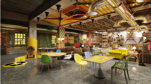 flyp   mtv a perfect corporate party place