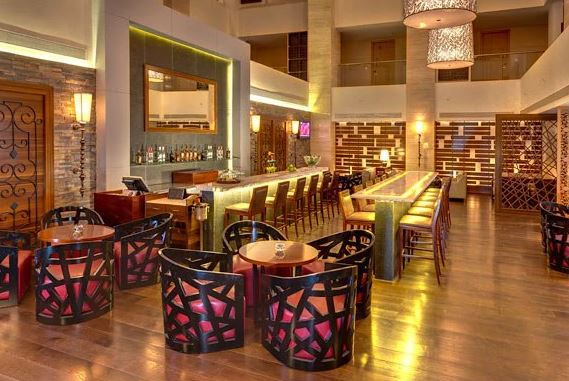fuel resto bar- the pride hotels a perfect corporate party place