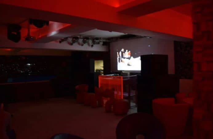 fusion lounge a perfect corporate party place