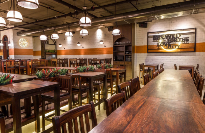 gateway taproom a perfect corporate party place