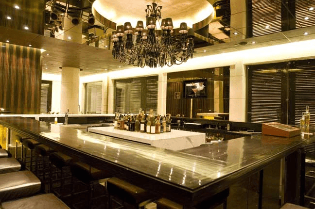gbar - the grand new delhi a perfect corporate party place