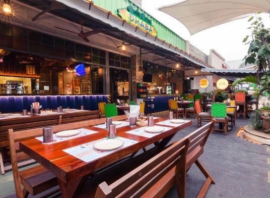 good news dhaba a perfect corporate party place