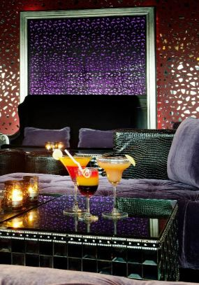 grunge - the fern hotel a perfect corporate party place