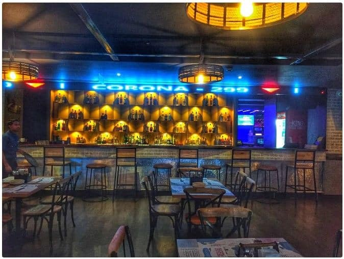 gurgaon pub exchange a perfect corporate party place