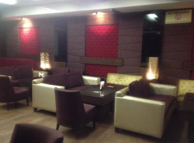 hangout - lounge bar a perfect corporate party place