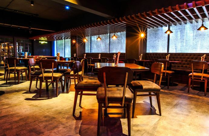 harrys bar   cafe a perfect corporate party place